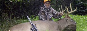 michigan youth hunt - big buck