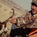 custom muzzleloader - long range antelope