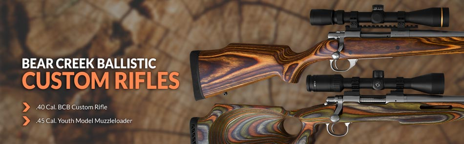 Bearcreek Ballistics Custom Rifles