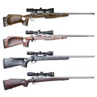 custom 450 bushmaster rifles
