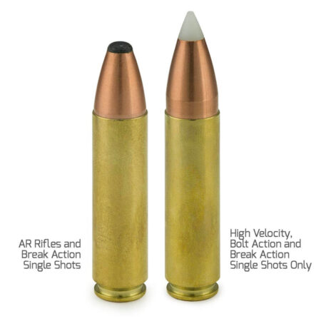 240 grain ammo for .450 bushmaster rifle