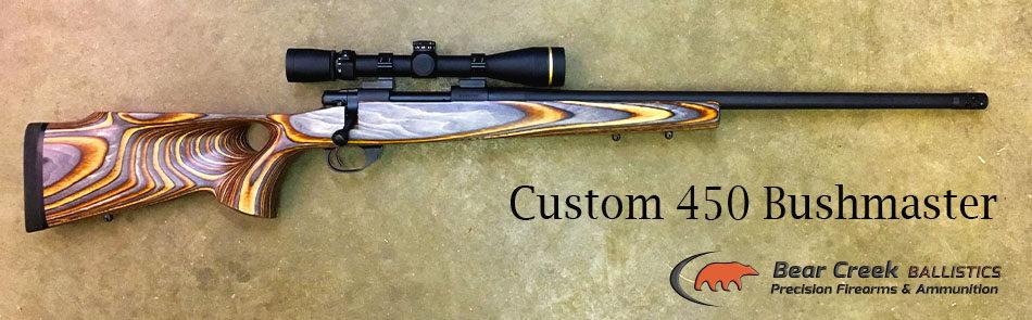 Custom 450 Bushmaster